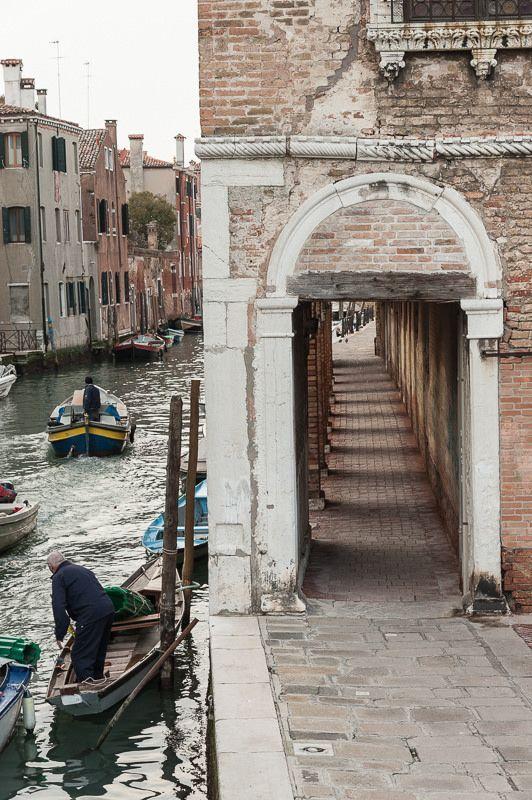 ♔ Campo dell'Abbazia ~ (Campo Abbey) ~ Venice, Italy …