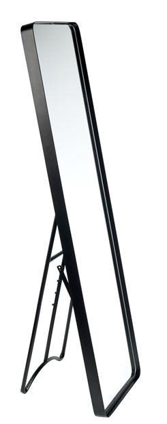 25 beste idee n over staande spiegel op pinterest vloerspiegel decoreren spiegels en. Black Bedroom Furniture Sets. Home Design Ideas