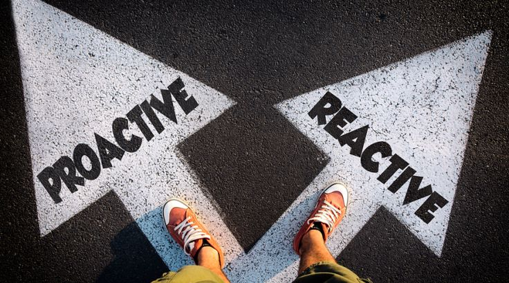 How To Take Control And Be Proactive vs. Reactive #selfdevelopment