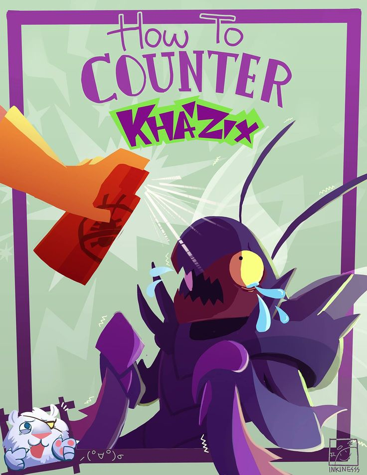 This is how you counter Kha'Zix.
