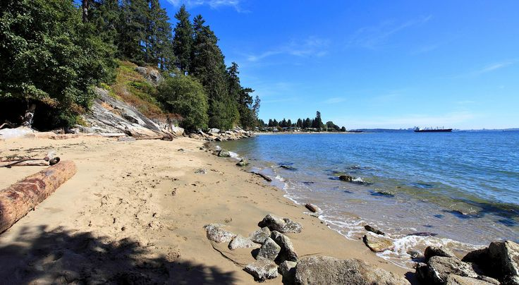 The Secret Beaches of Vancouver - Bored in Vancouver