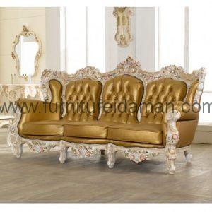 Sofa Ruang Tamu Idaman Ukir Jepara-kursi dari furnitureidaman.com dengan bahan baku kayu jati terbaik dan finishing super premium,sangat cocok