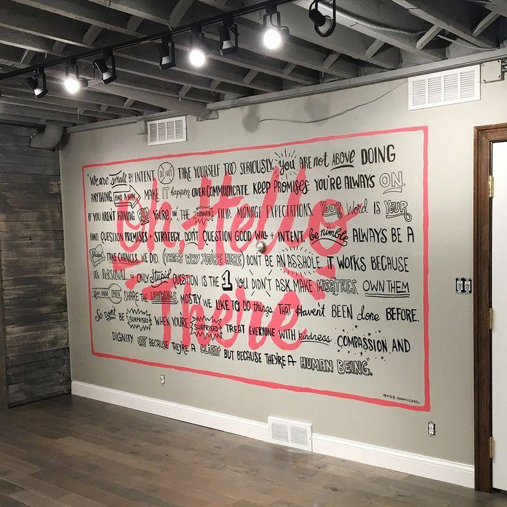 "401 Likes, 2 Comments - Pro Church Media (@prochurchmedia) on Instagram: ""Wall art inspiration from @adamvicarel @tomcsawyer #prochurchmedia"""