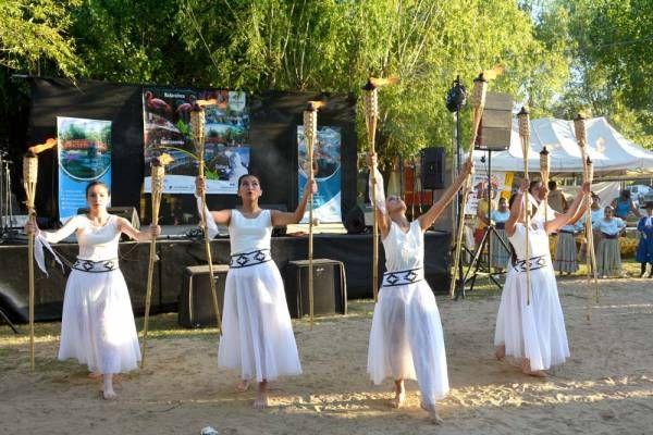Más de 7000 personas participaron de la Fiesta Nacional del Isleño en el Paraná de las Palmas