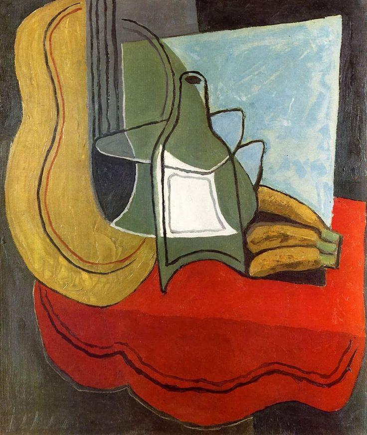 TICMUSart: Bananas - Juan Gris (1926) (I.M.)