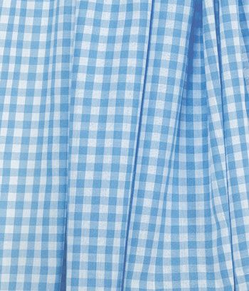 Gingham Fabric for kitchen curtains