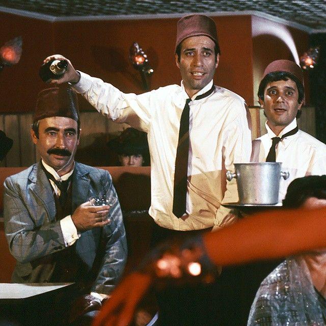 Şener Şen, Kemal Sunal, Halit Akçatepe / Şabanoğlu Şaban / 1977