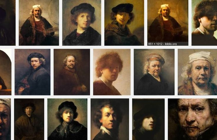 From Kim Kardashian To Rembrandt: A Brief History Of The Selfie - MTV