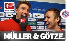 Thomas Muller dan Mario Gotze Tetap Tinggal di Bayern Munich : Trending topik kali ini seputar liga jerman yang dimana klub Bayern Munich telah mengatakan kepada situs sumber : Thomas Muller dan Mario Gotze tidak akan meninggalkan klubnya pada musim panas ini.
