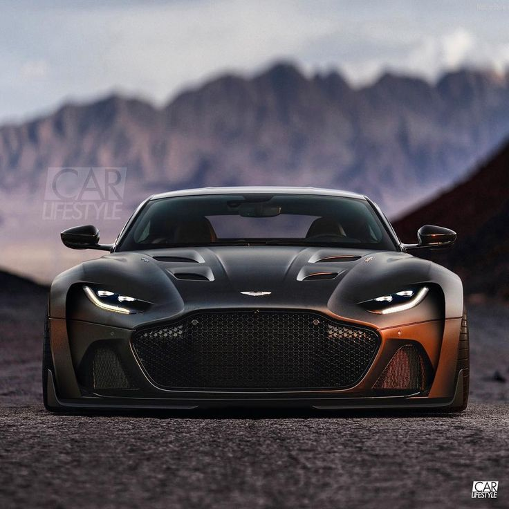 """CarLifestyle on Instagram: """"What would you call this Aston Martin? Photo by We… #Autos"""