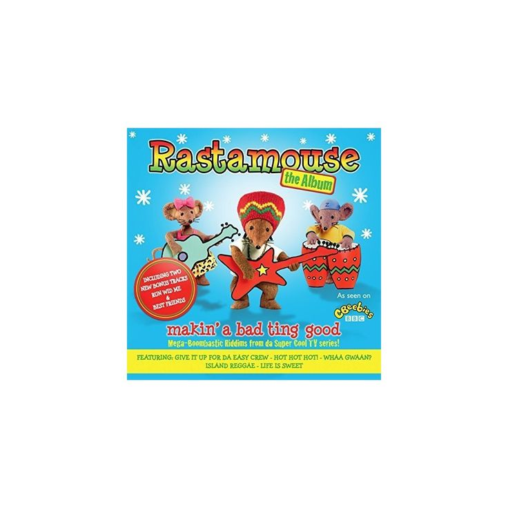 Rastamouse - The Album: Makin' a Bad Ting Good (CD)