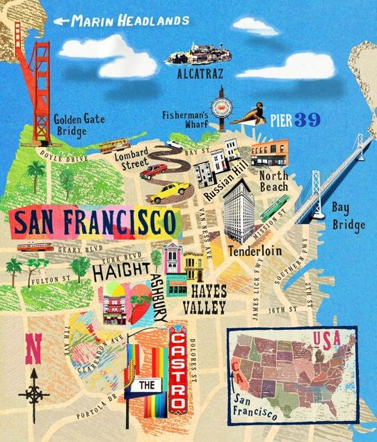 18 Best Images About San Francisco On Pinterest