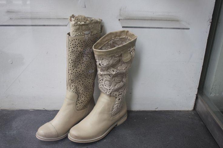 Italian summer boots