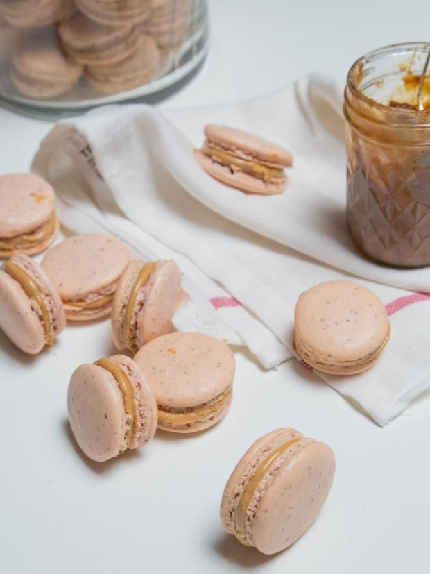 Dulce De Leche Macarons Recipe Recipe