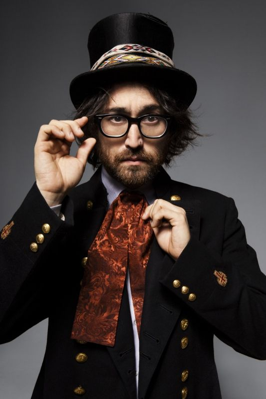 I just love Sean Lennon. Photography by Jake Chessum