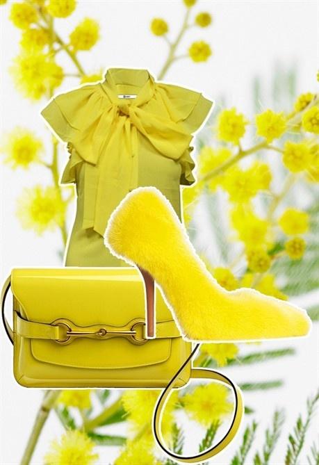 Più giallo (e meno mimose) per la festa della donna