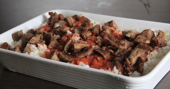 تفسير حلم أكل اللحم المطبوخ والأرز بالتفصيل Food Meat Beef