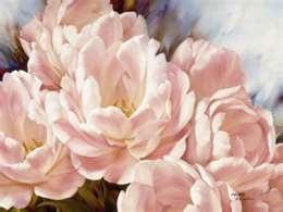 Igor Levashov Angelique Tulips Poster Kunstdruck