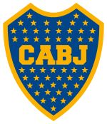 Boca Juniors. Every time they win the league they add a star. Gonna need a bigger badge!!!!