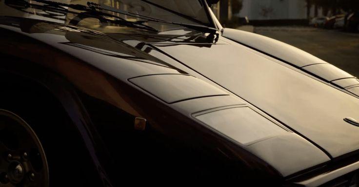 Lamborghini Countach Valentino Balboni
