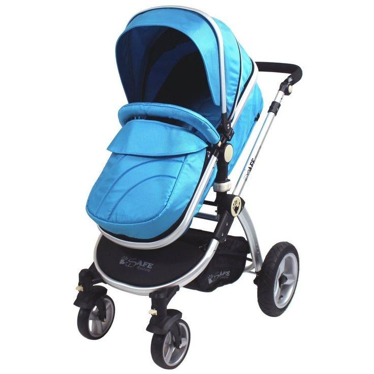 2 In 1 Isafe Pram System Ocean Baby Prams Pram Baby Strollers