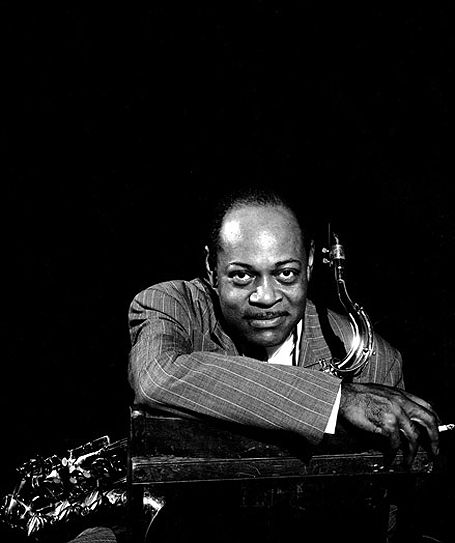 Pastdaily Downbeat - Coleman Hawkins All-Stars - Live In Munich - 1950.