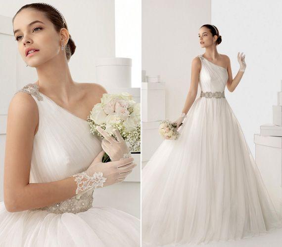 Kihagyhatatlan fotók! A magyar szépség lenyűgöző esküvői ruhába bújt   femina.hu