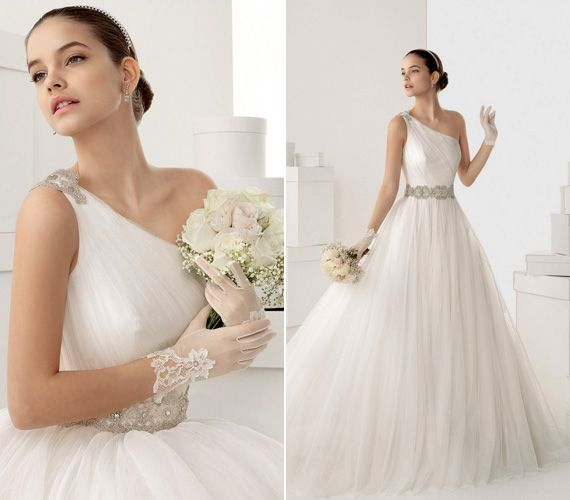 Kihagyhatatlan fotók! A magyar szépség lenyűgöző esküvői ruhába bújt | femina.hu