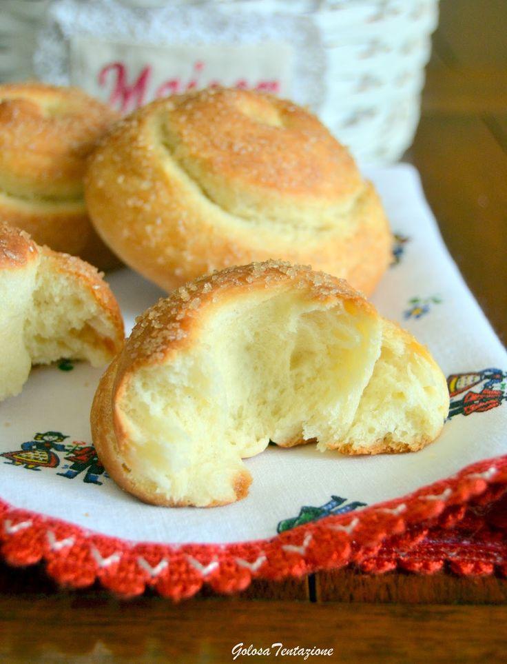 GOLOSA TENTAZIONE...: Panini dolci al latte di cocco