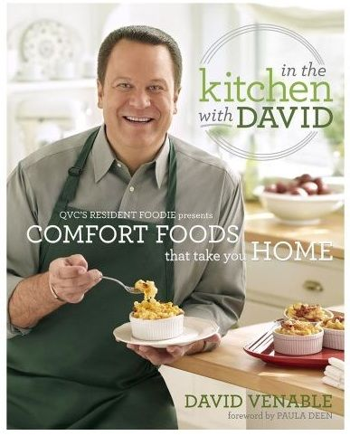 In The Kitchen With David #cookbook