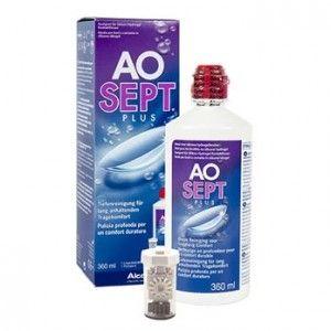 AoSept Plus Peroxid-System Lensspirit