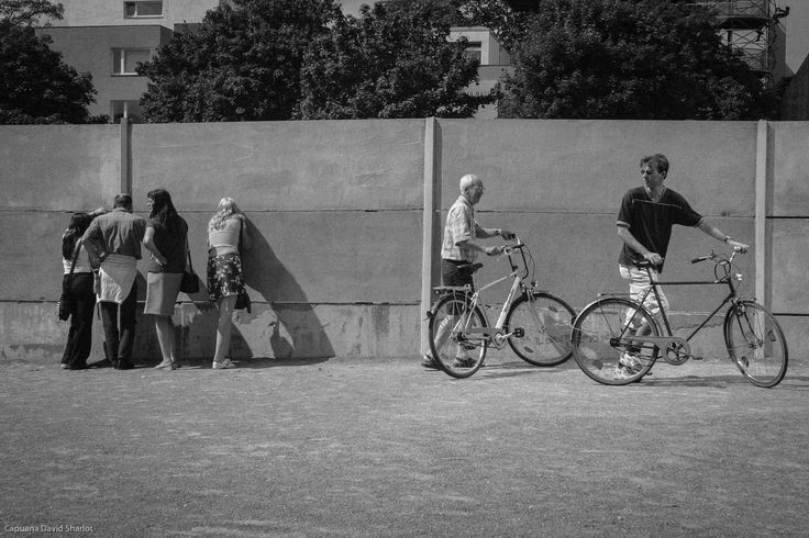 "Street Photography by CapDaSha Germania Berlino ""il Muro"" 2012"
