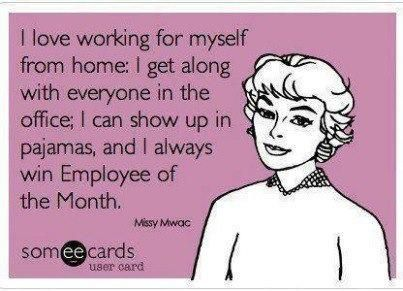 <3 working from home!! Join my team and get Employee of the Month too!! https://gorgeouswicklesscandles.scentsy.co.uk/Enrollment/Join