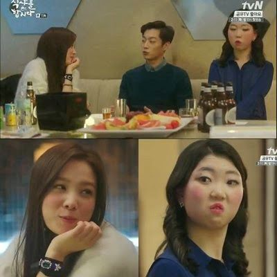 Sinopsis Let's Eat Episode 11 Part 2 ~ Korean Drama Addicted