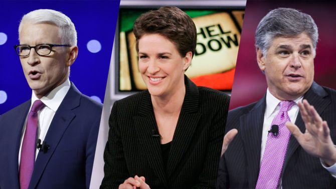 """Tell It Like It Is"" Talk Show: Cable News Wars: Inside the Unprecedented Battle f..."