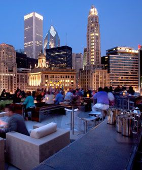 6 High & Mighty Rooftop Bars In Chicago