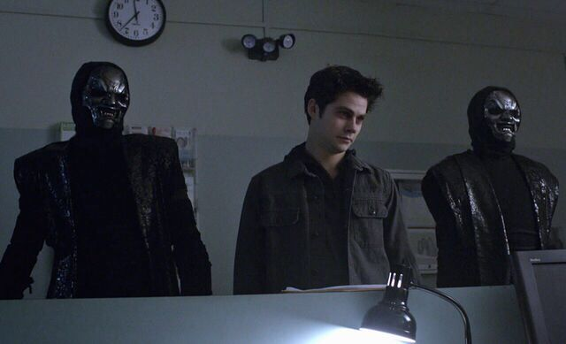 Void Stiles and the Oni - Teen Wolf - Right before the most epic and amazing hospital scene ever written on the show!!!