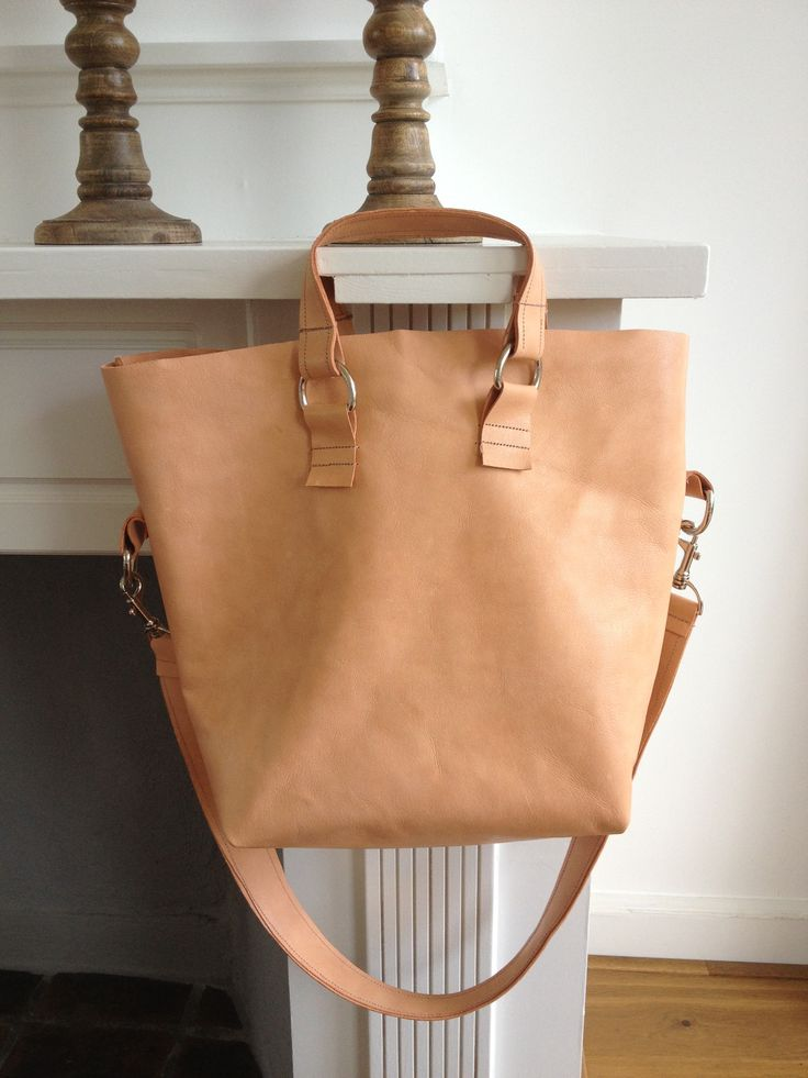 DIY leather bag
