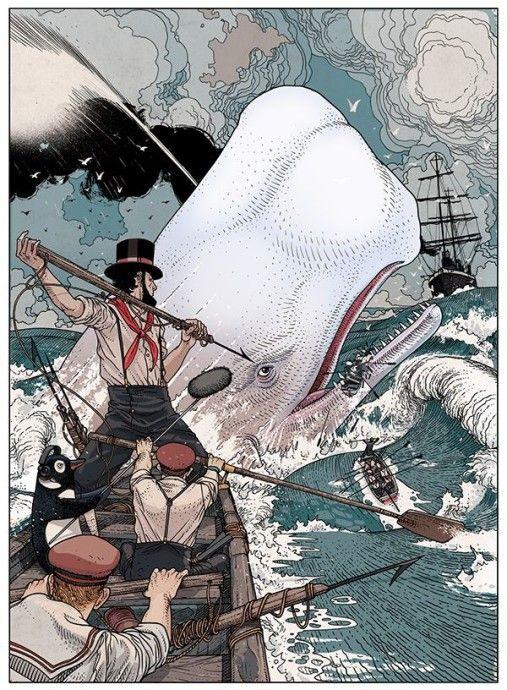 O que é um romance? Moby Dick responde
