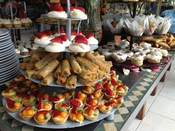Now this is high tea at moyo kirstenbosch