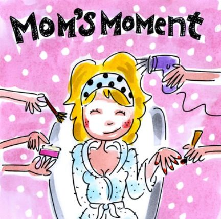 Mom's moment - Blond Amsterdam
