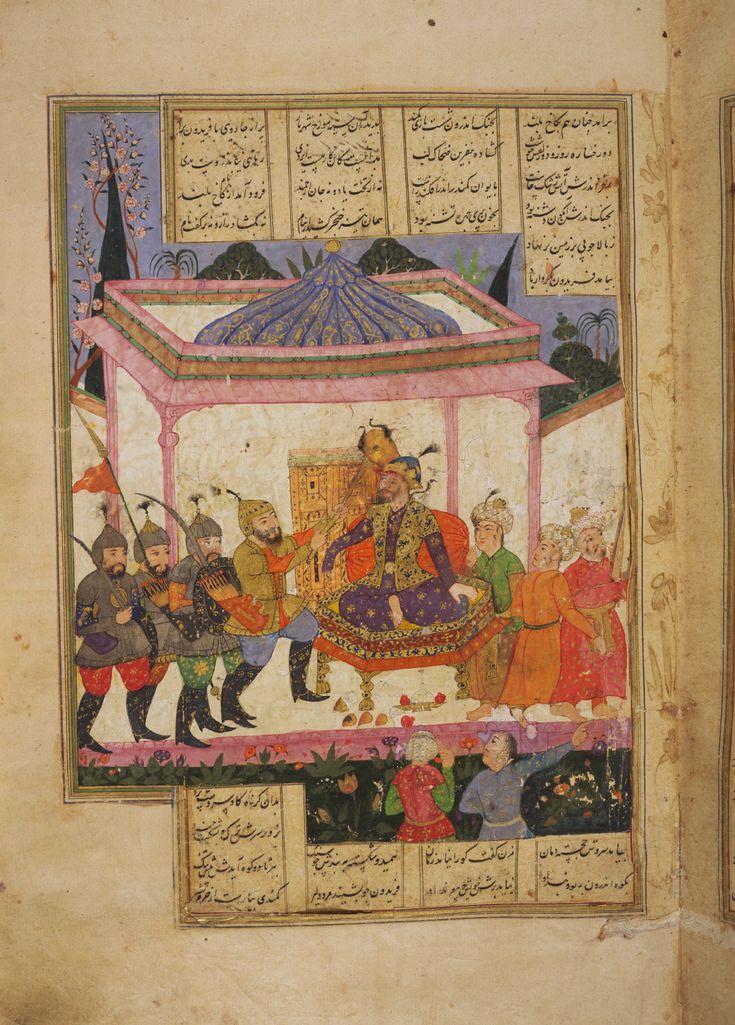 Faridun defeat Zahhak