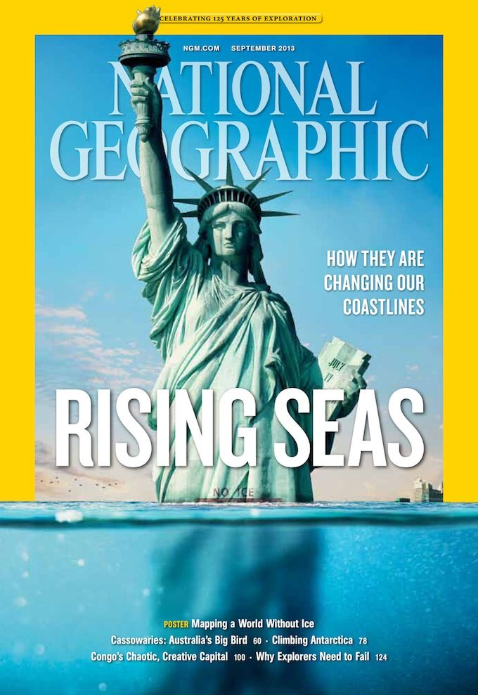 National Geographic formerly the National Geographic Magazine and branded also as NAT GEO is the official magazine of the National Geographic Society