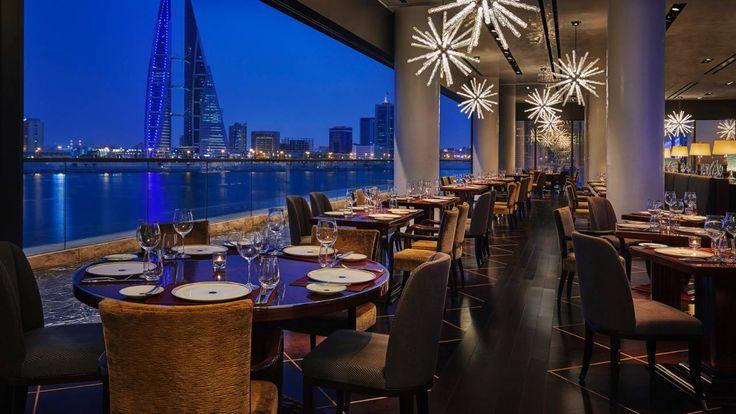 Manama Bahrain Bay Four Seasons CUT by Wolfgang Puck