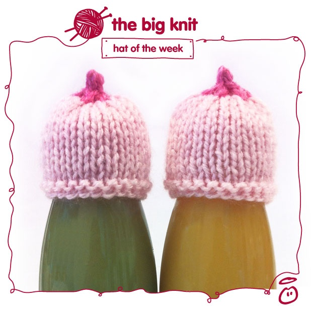 Knitting Patterns For Innocent Smoothie Hats : 47 best images about The Big Knit (Innocent Smoothie) on Pinterest Dino egg...