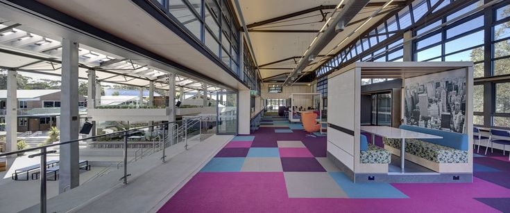 WMK Architecture adopt innovative mixed-mode ventilation strategy at Sydney high school | Architecture And Design