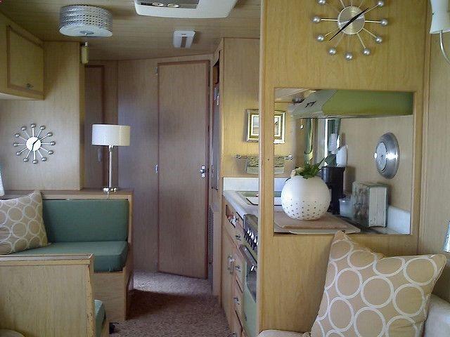 Rv interior. for the colours
