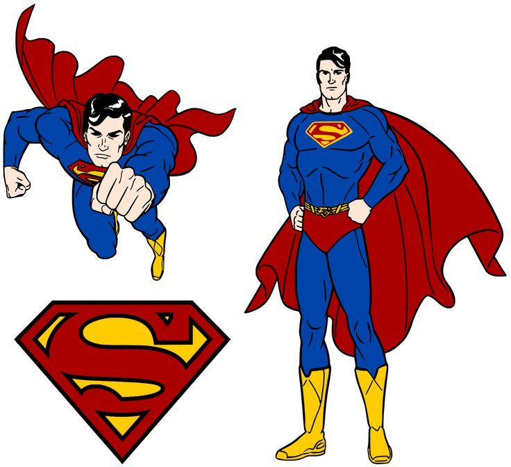 Krafty Nook: Superman SVG Files