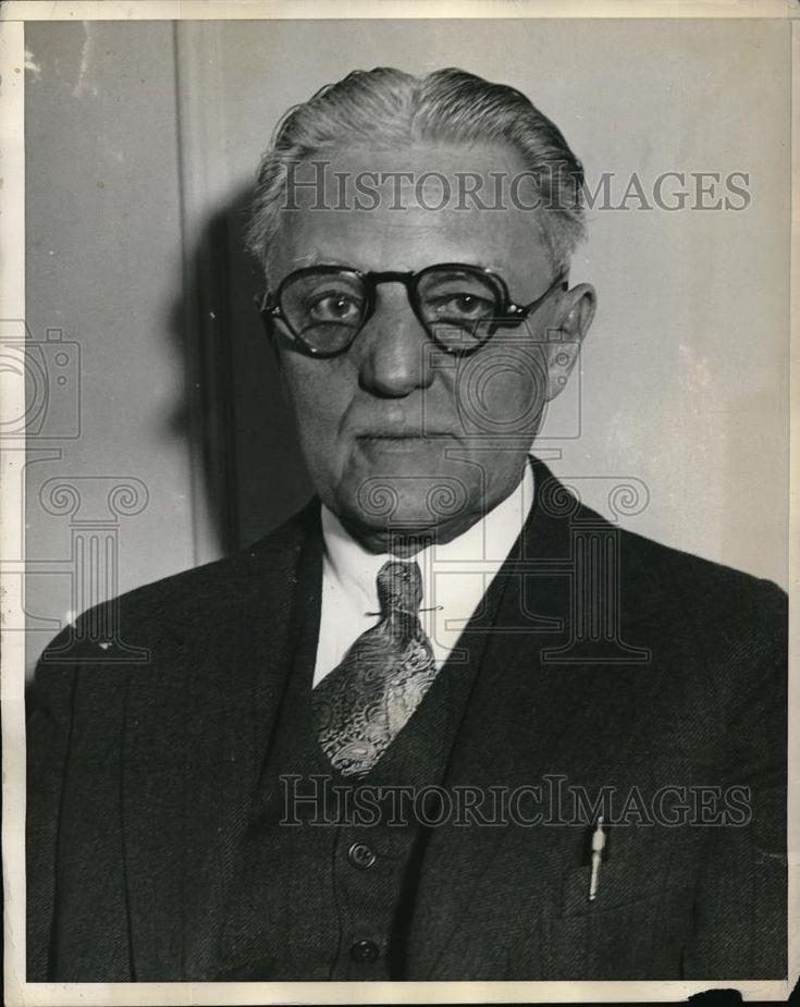1933 Press Photo William G. Benham Author Writer At The Hotel Le Marquis | eBay
