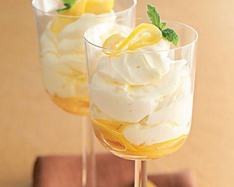 Marco Pierre White's comforting classic recipes: Lemon syllabub